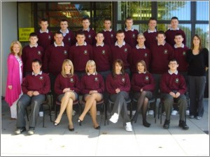 2010-11-transition-year-students
