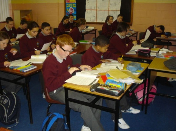 Maths Class for First Years